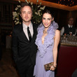 Aaron Paul and Jessica Lowndes