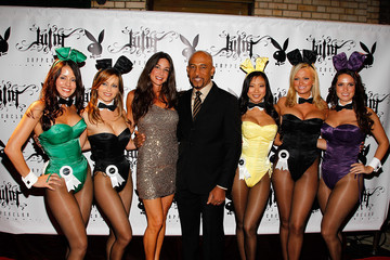 Pennelope Jimenez AMI's David Pecker Hosts Playboy's 50th Anniversary Celebration