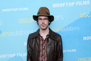 Actor John Gallagher attends AMPAS And Rooftop Films Special Screening Of 'Short Term 12' at Old American Can Factory on July 20, 2013 in New York City.