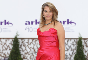 Tracey Emin ARK 10th Anniversary Gala Dinner