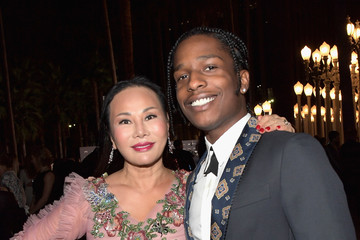 ASAP Rocky 2016 LACMA Art + Film Gala Honoring Robert Irwin and Kathryn Bigelow Presented by Gucci - Inside