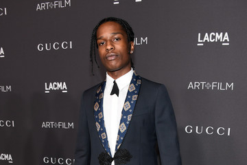 ASAP Rocky 2016 LACMA Art + Film Gala Honoring Robert Irwin and Kathryn Bigelow Presented by Gucci - Red Carpet