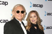Joe Walsh (L) and guest attend the ASCAP 2019 Pop Music Awards at The Beverly Hilton Hotel on May 16, 2019 in Beverly Hills, California.