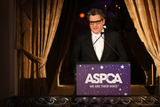 Isaac Mizrahi speaks onstage at ASPCA's 22nd annual Bergh Ball honoring David Patrick Columbia at The Plaza on April 25, 2019 in New York City.