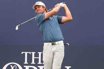 Aaron Baddeley 146th Open Championship - Previews