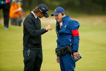 Aaron Baddeley 146th Open Championship - Day Two