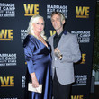 Aaron Carter WE Tv Celebrates The Premiere Of 'Marriage Boot Camp'