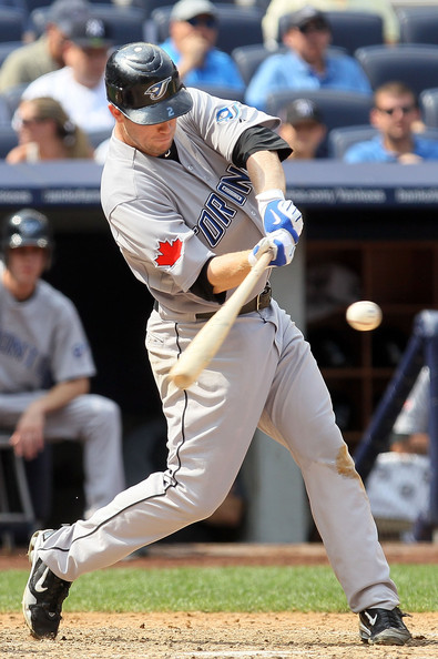 Aaron Hill yankees