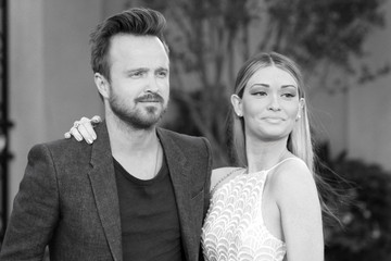Aaron Paul Burberry 'London In Los Angeles' Event - Arrivals