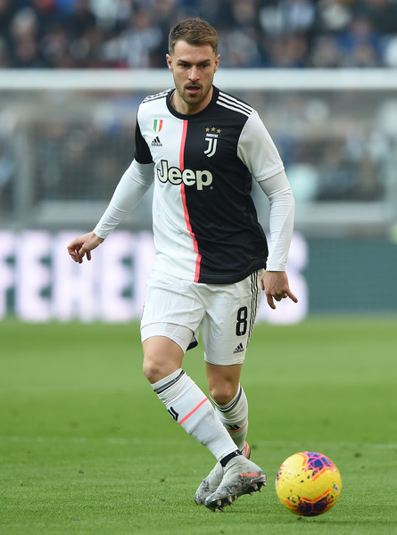 Juventus vs Cagliari Calcio - Serie A [player,sports,sports equipment,football player,soccer,soccer player,team sport,ball game,sport venue,football,juventus,cagliari calcio,serie a,aaron ramsey of juventus during the serie a match between juventus and cagliari calcio at allianz stadium,italy,turin,aaron ramsey,juventus f.c.,manchester united f.c.,arsenal f.c.,premier league,wales national football team,goal]