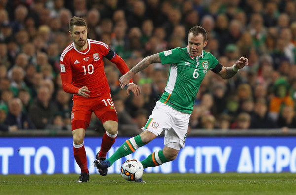 Republic Of Ireland V Wales Fifa  World Cup Qualifier