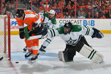 Aaron Rome Dallas Stars v Philadelphia Flyers