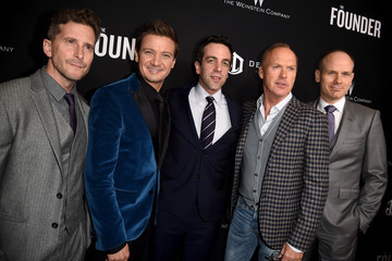 Aaron Ryder Premiere of The Weinstein Company's 'The Founder' - Red Carpet