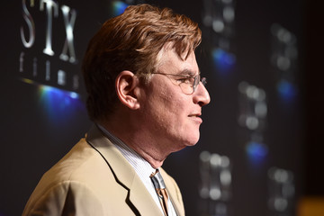 Aaron Sorkin CinemaCon 2017 - The State of the Industry: Past, Present and Future and STXfilms Presentation