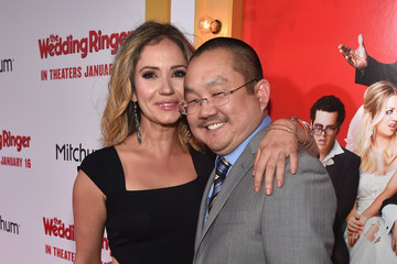 Aaron Takahashi 'The Wedding Ringer' Premieres in Hollywood