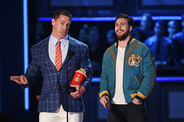 Aaron Taylor-Johnson 2017 MTV Movie And TV Awards - Show