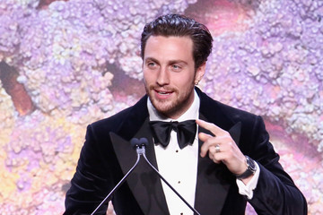 Aaron Taylor-Johnson 2018 Baby2Baby Gala Presented By Paul Mitchell - Inside