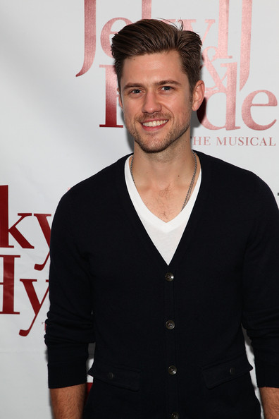 aaron tveit interview