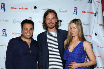 Aaron Zerefos Champagne Joy Charity Fundraiser Hosted By Mira Sorvino
