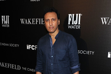 Aasif Mandvi Special Screening of 'Wakefield' Hosted by FIJI Water and the Cinema Society