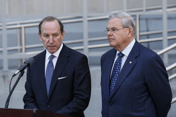 Abbe Lowell NJ Sen. Bob Menendez Arraigned On Corruption Charges