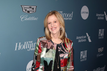 Abbe Raven The Hollywood Reporter's Power 100 Women In Entertainment - Red Carpet