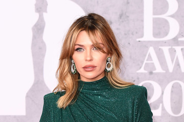 Abbey Clancy The BRIT Awards 2019 - Red Carpet Arrivals