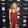 Abbey Lee Harper's BAZAAR Celebrates 'ICONS' At The Plaza Hotel