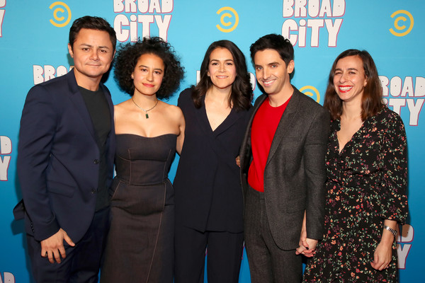 Comedy Central's 'Broad City' Season Five Premiere Party