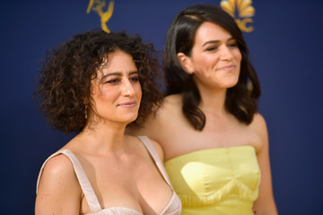 Abbi Jacobson 70th Emmy Awards - Arrivals