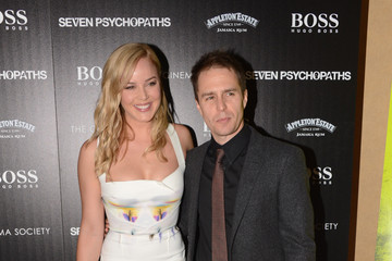 "Abbie Cornish The Cinema Society And CBS Films Screening Of ""Seven Psychopaths"" - Arrivals"