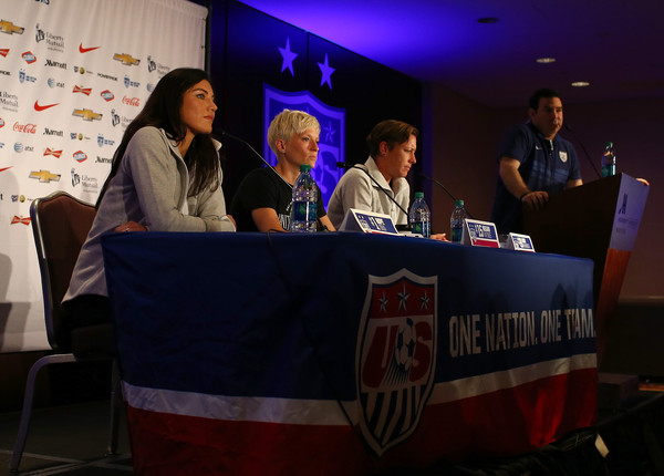 United States Women's World Cup Media Day