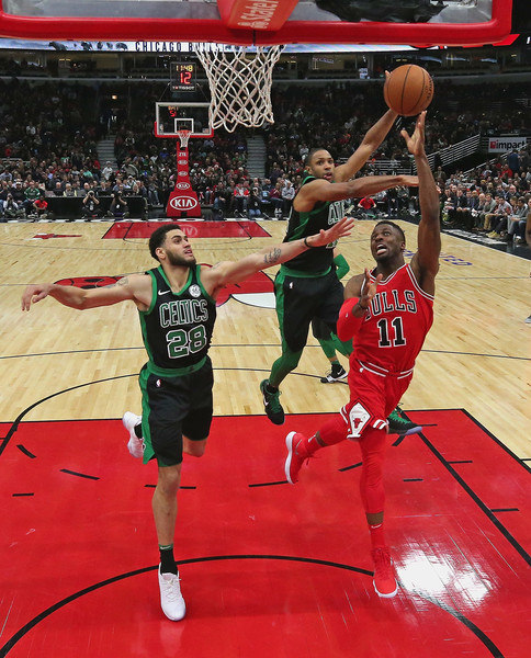 Abdel Nader Photos Photos - Boston Celtics v Chicago Bulls - Zimbio 271f54164