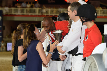 Abdelkebir Ouaddar 10th International Monte-Carlo Jumping - Longines Global Champions Tour of Monaco Day Two