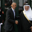 Abdul Latif bin Rashid Al Zayani President Obama Welcomes Leaders and Delegations From The Gulf Cooperation Council