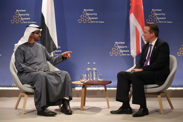 Abdullah bin Zayed Al Nahyan Nuclear Security Summit 2014