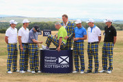 Kevin Chappell Doddie Weir Photos Photo