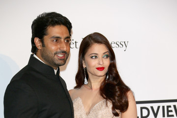 Abhishek Bachchan Arrivals at the Cinema Against AIDS Gala