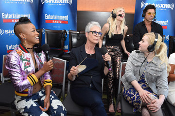 Abigail Breslin SiriusXM's Entertainment Weekly Radio Channel Broadcasts From Comic-Con 2016 - Day 2