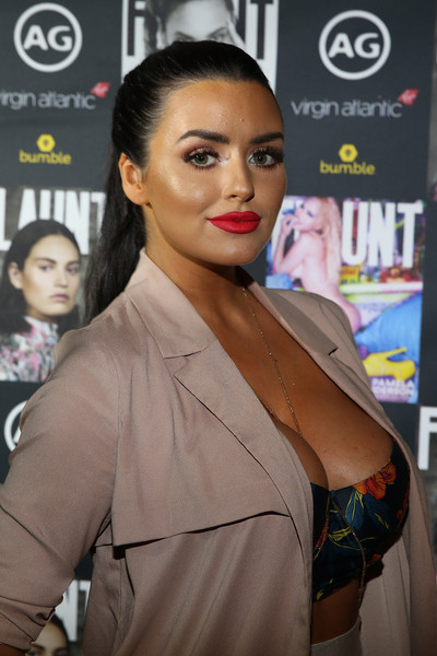 Abigail Ratchford Photos Photos Flaunt Magazine And Ag Celebrate