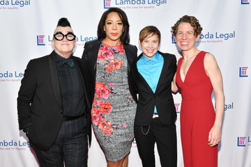 Abigail Savage Lambda Legal 2018 National Liberty Awards - New York