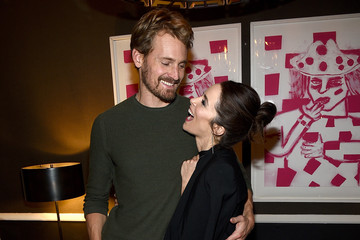 Abigail Spencer Josh Pence 'Rectify' Dinner and Conversation
