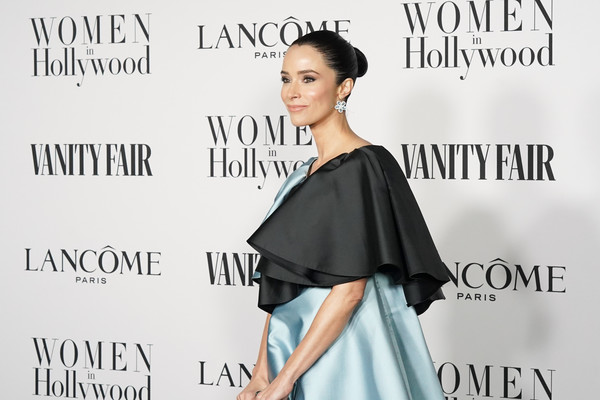 Vanity Fair and Lancôme Women In Hollywood Celebration [clothing,shoulder,dress,fashion,hairstyle,beauty,fashion model,cocktail dress,joint,neck,abigail spencer,me women in hollywood,lanc\u00e3,west hollywood,california,soho house,vanity fair,lanc\u00f4me women in hollywood celebration,celebration,fashion,hollywood,soho house west hollywood,vanity fair,supermodel,beauty,fashion show,haute couture]