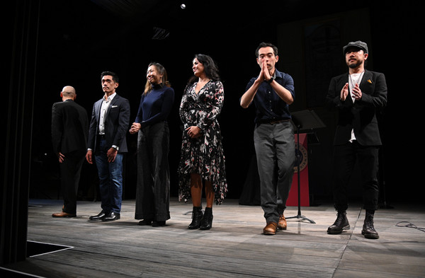 Harold And Mimi Steinberg Charitable Trust Hosts 2019 Steinberg Playwright Awards - Inside