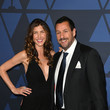 Adam Sandler and Jackie Sandler Photos