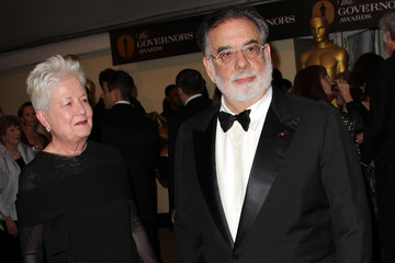 Francis Ford Coppola Eleanor Coppola Academy Of Motion Picture Arts And Sciences' 2nd Annual Governors Awards