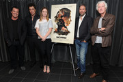 Josh Brolin, Benicio Del Toro, Emily Blunt, Roger Deakins and Denis Villeneuve attend the Official Academy screening of SICARIO hosted by the Academy of Motion Picture Arts and Sciences at the New York Institute of Technology on September 16, 2015 in New York City.
