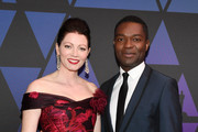 David Oyelowo (R) and his wife Jessica Oyelowo attend The Academy of Motion Picture Arts and Sciences' Scientific and Technical Awards Ceremony on February 09, 2019 in Beverly Hills, California.