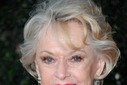 Actress Tippi Hedren arrives to The Academy of Motion Picture Arts and Sciences' tribute to Sophia Loren on May 4, 2011 in Beverly Hills, California.