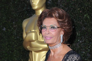 Actress Sophia Loren arrives to The Academy of Motion Picture Arts and Sciences' tribute to Sophia Loren on May 4, 2011 in Beverly Hills, California.